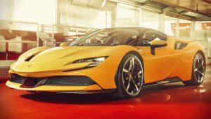2020 Ferrari SF90 Stradale 1