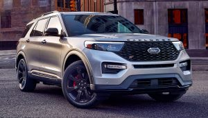 2020 Ford Explorer ST 1