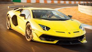 2019 Lamborghini Aventador SVJ 1