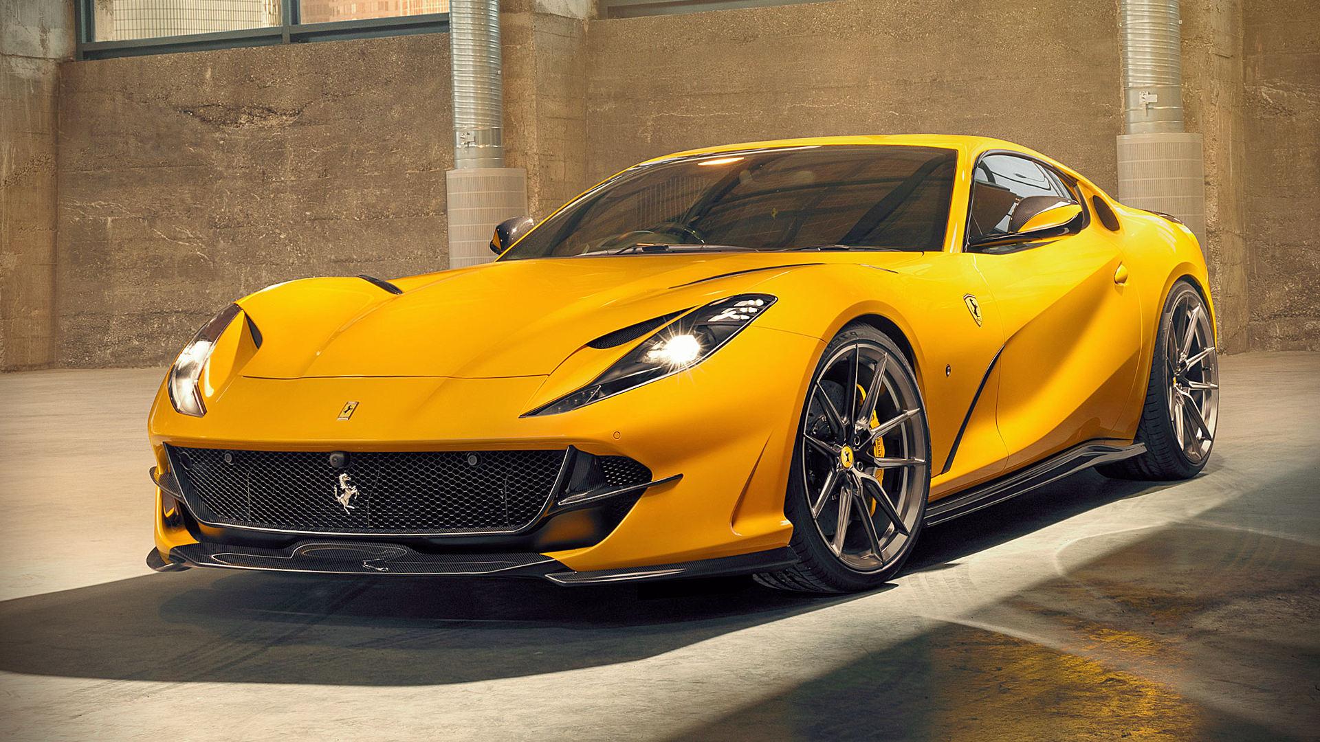 2019 Novitec Ferrari 812 Superfast