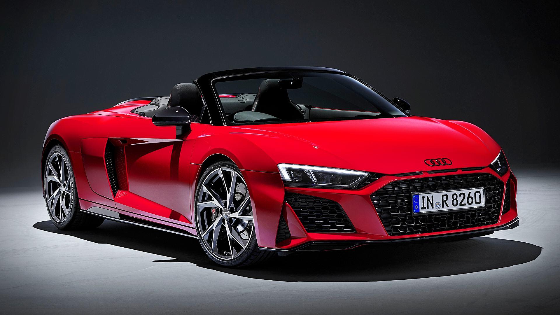 2020 Audi R8 V10 1