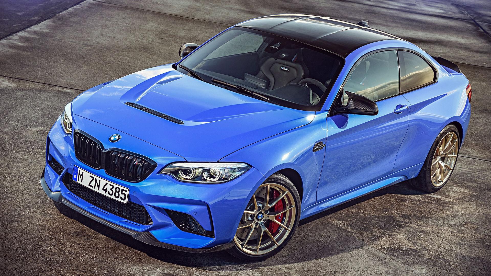 BMW M2 CS Coupe 2020