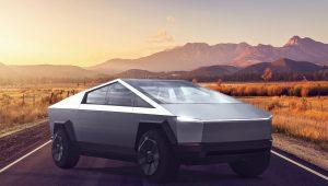 Tesla Cybertruck 2022 1