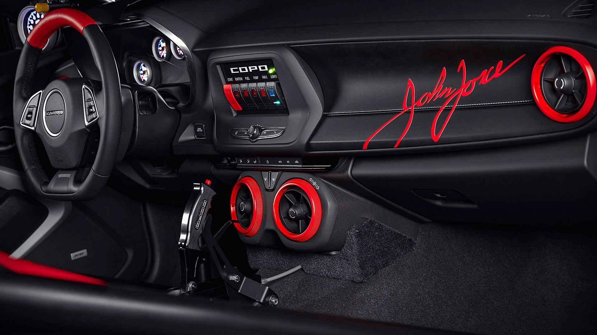 Chevrolet COPO Camaro 2020