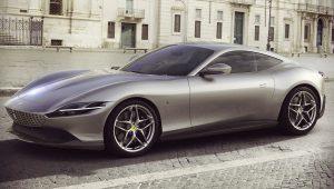 Ferrari Roma 2020 1