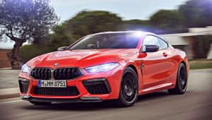 2020 BMW M8 Competition Coupe Wallpaper Hd