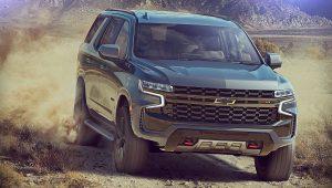 Chevrolet Tahoe 2021 1