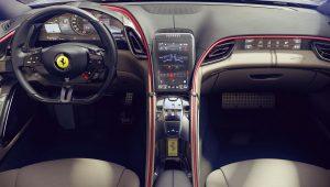 Ferrari Roma 2020 Interior