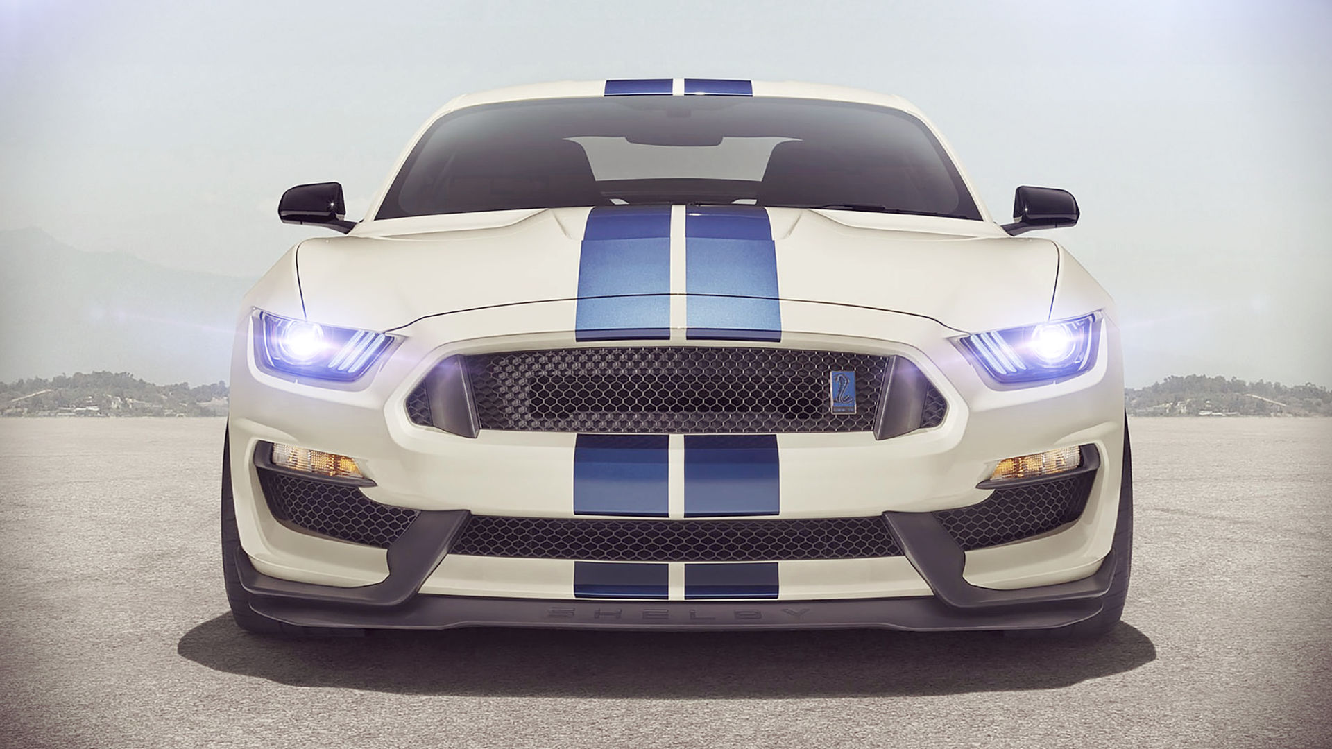 Ford Mustang Shelby GT350 Heritage Edition 2020 Wallpaper Hd