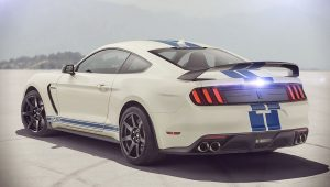 Ford Mustang Shelby GT350 2020 Wallpaper