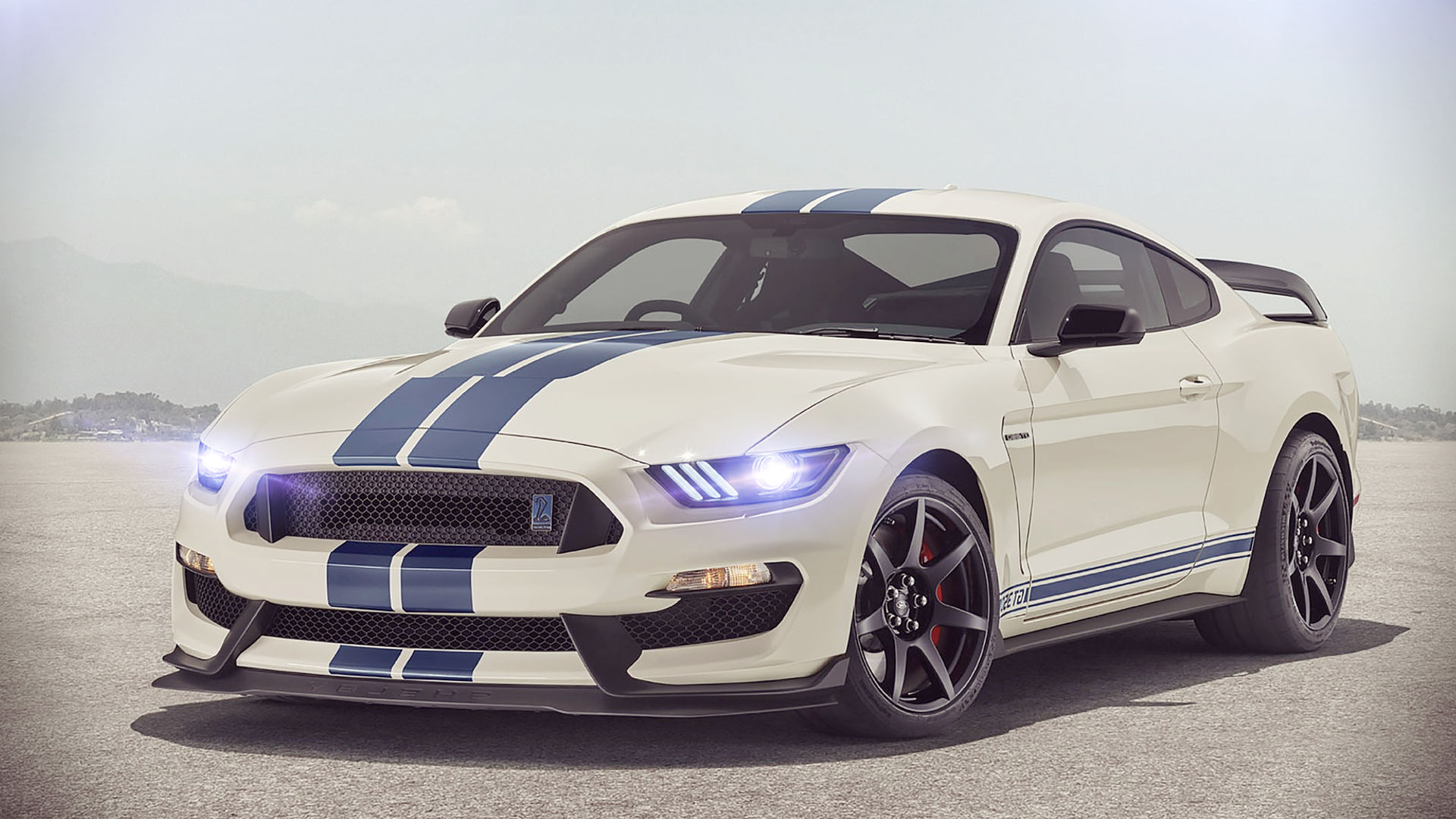 2020 ford mustang shelby gt350 heritage edition wallpaper