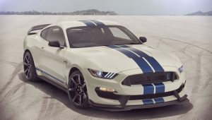 Ford Mustang Shelby GT350 Heritage Edition 2020 Wallpaper 1