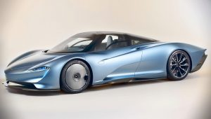 2020 McLaren Speedtail 1
