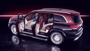 Mercedes Benz GLS 600 Maybach Wallpaper