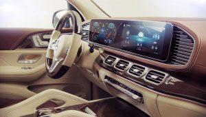 Mercedes Benz GLS 600 Maybach 2021 Interior
