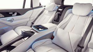 Mercedes Benz GLS 600 Maybach Interior