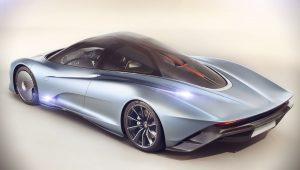 McLaren Speedtail 2020 Wallpaper