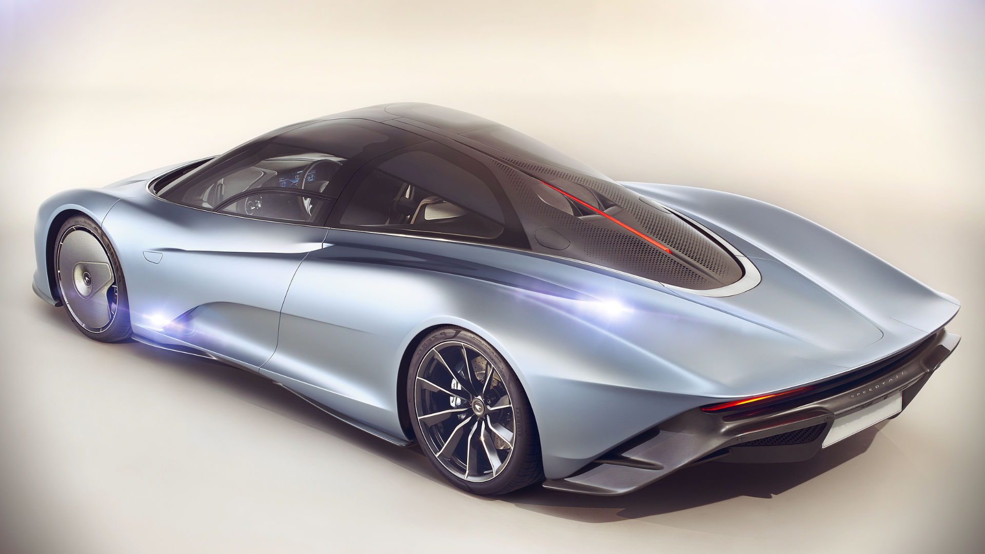 McLaren Speedtail 2020 Wallpaper
