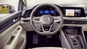 VW Golf 2020 Interior