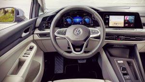 VW Golf 2020 Interior