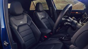 VW T-Roc R 2020 Interior Wallpaper