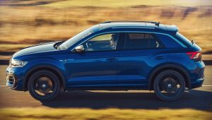 VW T-Roc R 2020 Wallpaper