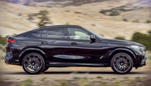 2020 BMW X6 M Competition Wallpaper Hd