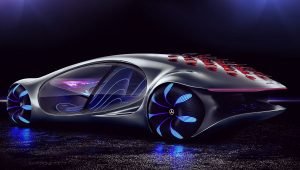 Mercedes Benz Vision Avtr Concept 2020 Hd Wallpaper