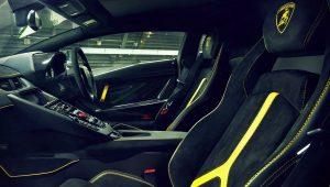Novitec Lamborghini Aventador SVJ 2020 Interior