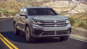 Volkswagen Atlas Cross Sport 2020 1