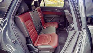 2020 VW Atlas Cross Sport Interior