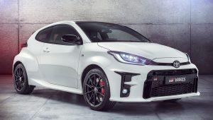 Toyota GR Yaris 2020 1