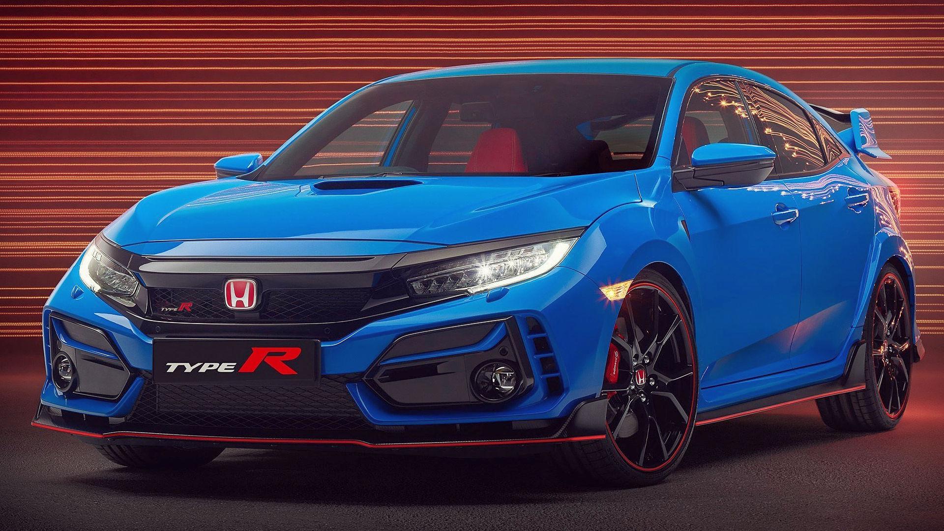 Honda Civic Type R 2020 Images