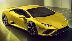Lamborghini Huracan EVO RWD 2021 1