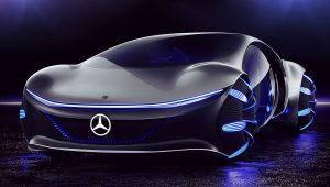 Mercedes Benz Vision Avtr Concept 2020 1
