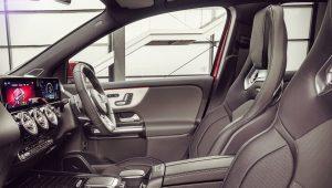 2020 Mercedes Benz GLA 35 AMG Interior