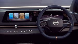 Nissan Ariya Concept Interior Hd