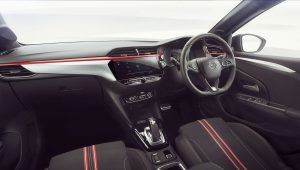 Opel Corsa 2020 Interior Wallpaper