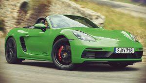 Porsche 718 Boxster GTS 4.0 2020 1