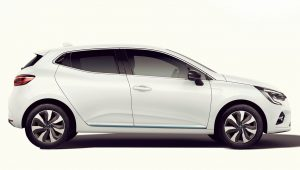2020 Renault Clio Hybrid E-Tech Wallpaper