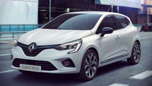 Renault Clio E-Tech Hybrid 2020 1