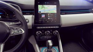 Renault Clio E-Tech Hybrid 2020 Interior