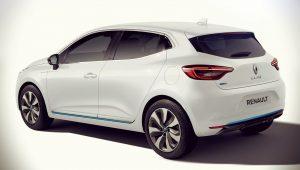 Renault Clio Hybrid 2020 Wallpaper