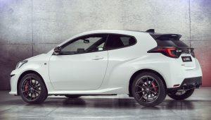 2020 Toyota GR Yaris Wallpaper Hd