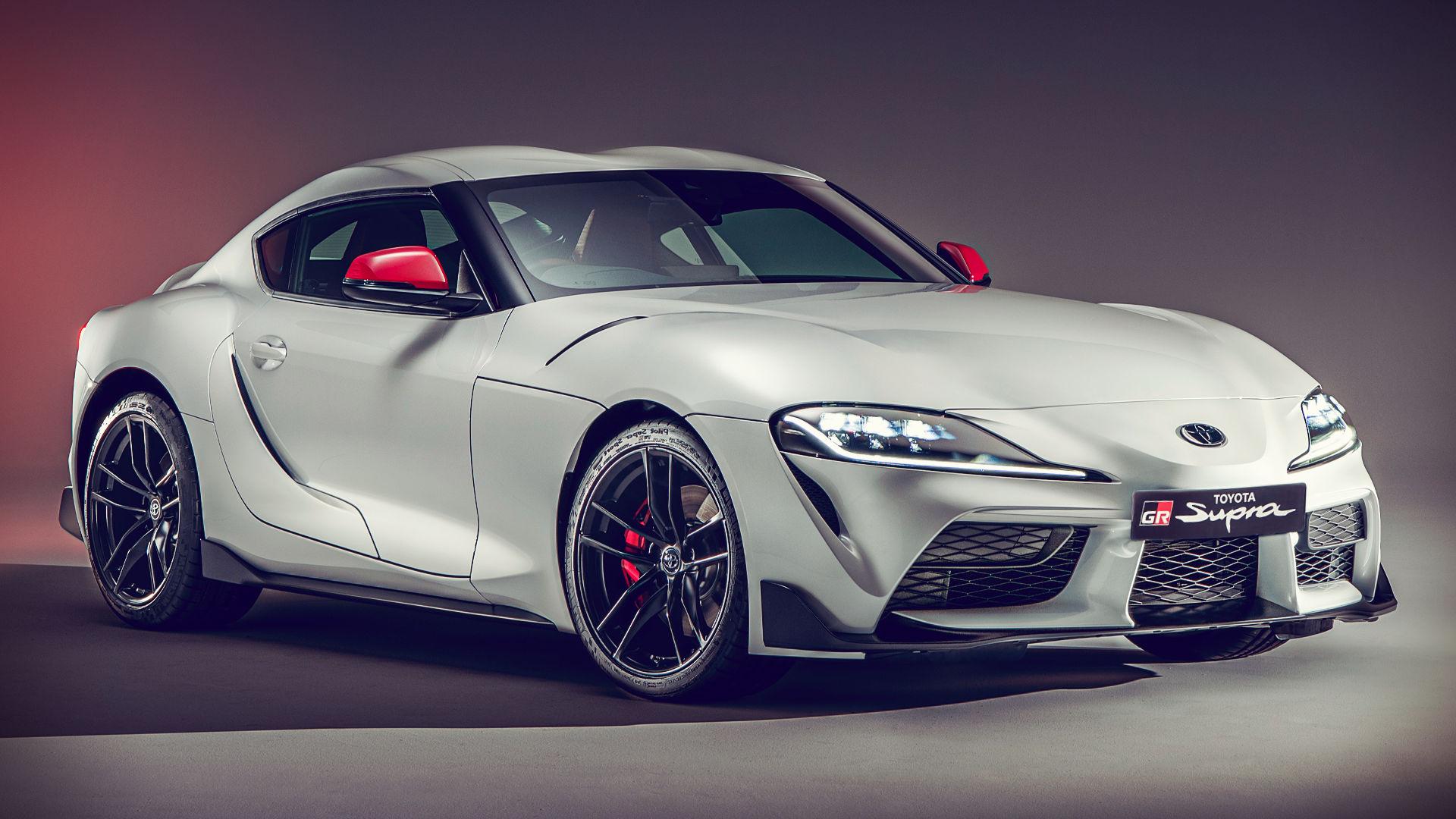 Toyota Supra 2.0L Turbo 2020