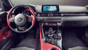 Toyota Supra 2.0L Turbo 2020 Interior