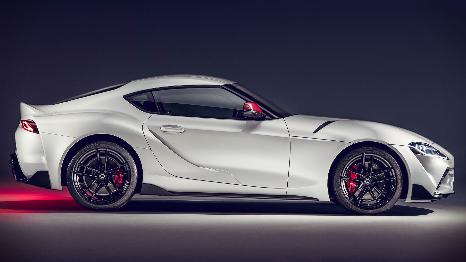 Toyota Supra Turbo 2020 Wallpaper Hd