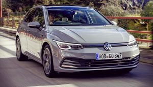 Volkswagen Golf 2020 1