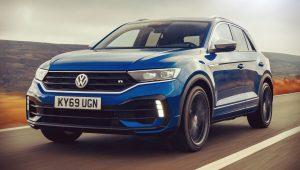 Volkswagen T-Roc R 2020 1