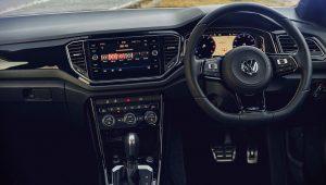Volkswagen-T-Roc R-2020-Interior
